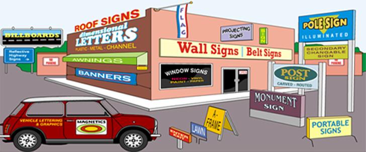 Signage ideas
