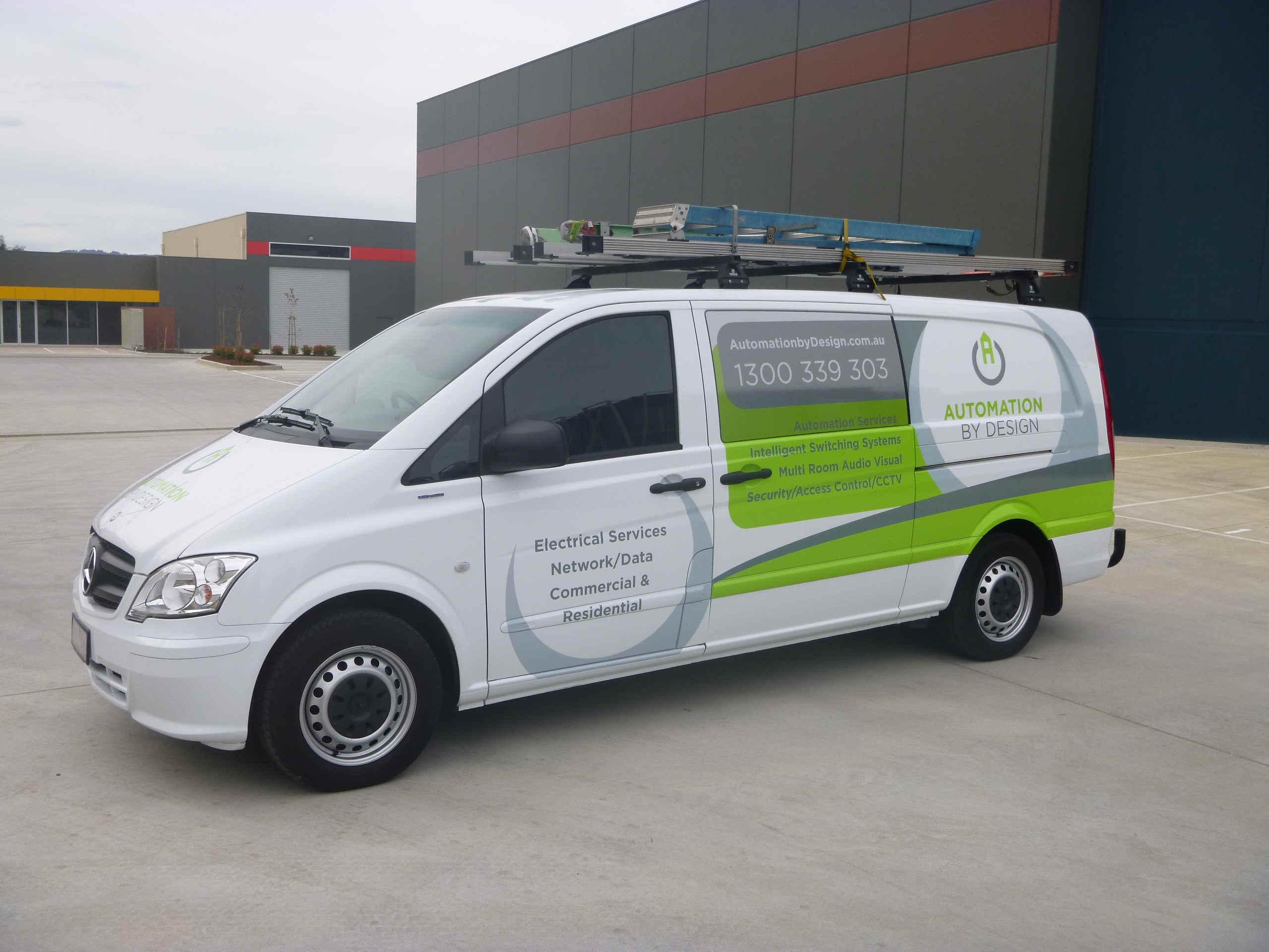 Vehicle Wrap Cost >> Van Wraps | Melbourne | Vehicle Signage & Graphics